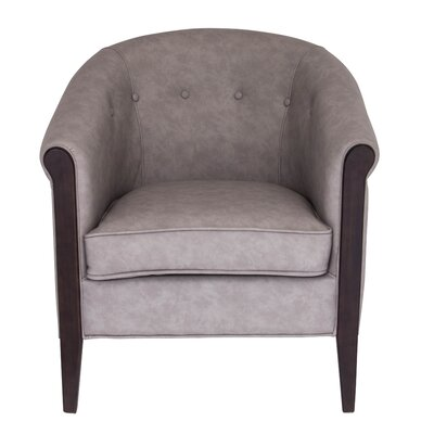 Mulgrave Armchair Color: Gray
