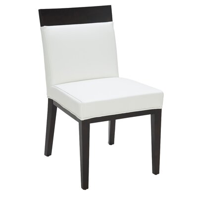 Phoebe Side Chair Upholstery: Cream