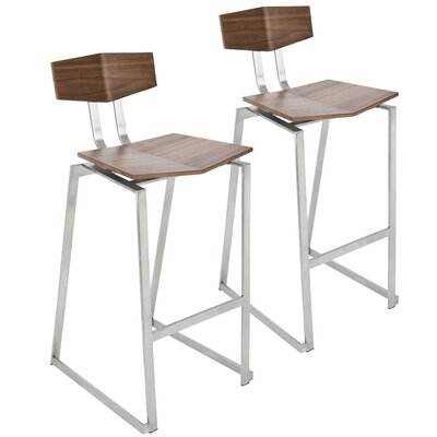 Needham 24 Bar Stool Size: 29 Inch