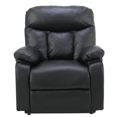 Sarah Lift Up Recliner Color: Black