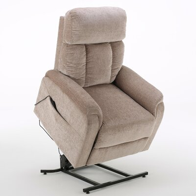 Sasha Lift Up Recliner Color: Wheat