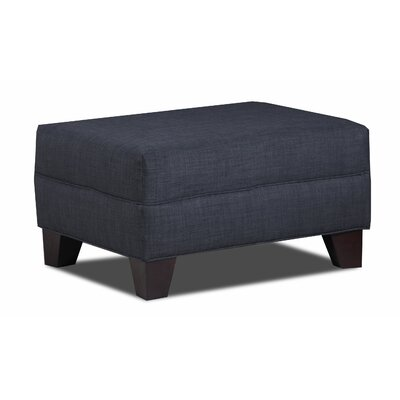 Woodhouse Ottoman Color: Graphite