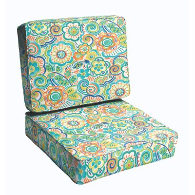 Beatrice Outdoor Chair Cushion