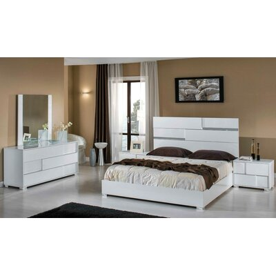 Camron Platform 5 Piece Bedroom Set