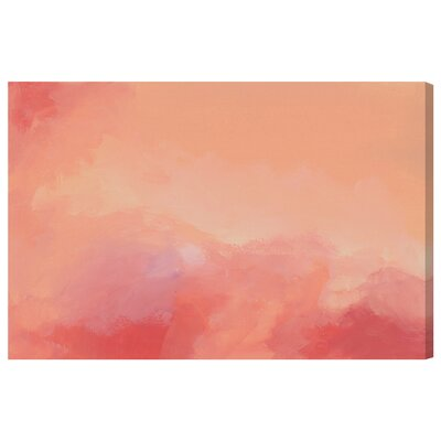 Ambos Mundos Painting Print on Wrapped Canvas