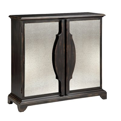 Melanie 16 Bottle Floor Wine Cabinet