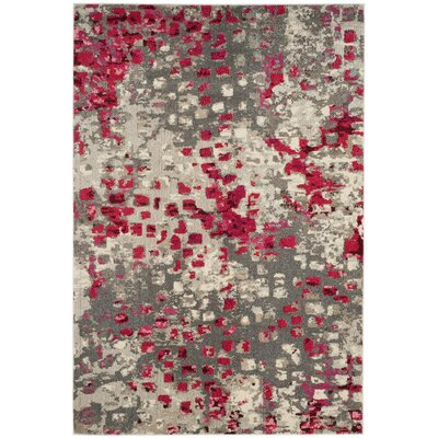 Mila Area Rug Rug Size: Rectangle 3 x 5