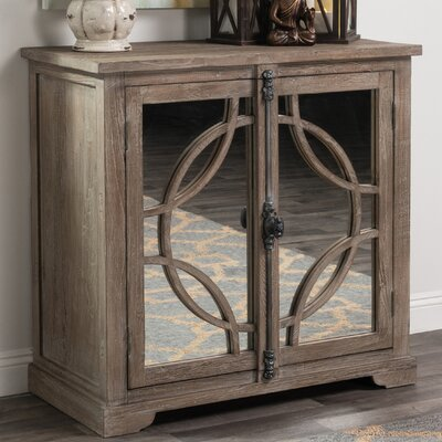 Anise Mirrored Cabinet
