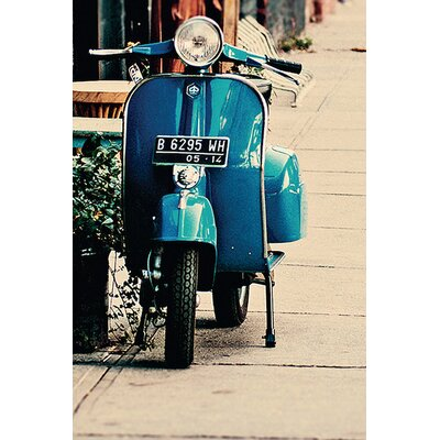 Sweet Way To Travel Photographic Print on Wrapped Canvas