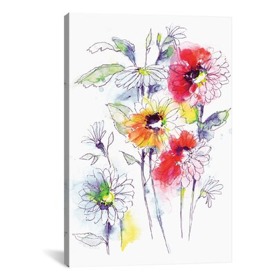 August Graphic Art on Wrapped Canvas