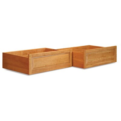Amy Raised Panel Bed Drawer