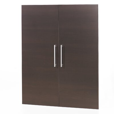 Bianca Office Storage Doors in Beech