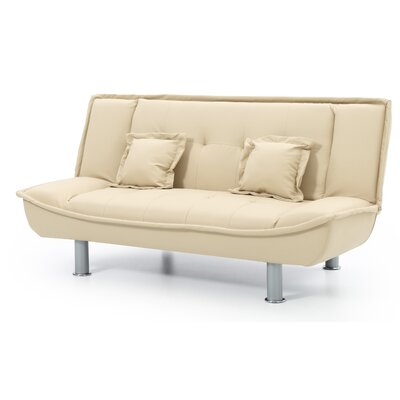 Hertford Convertible Sofa Upholstery: Tan