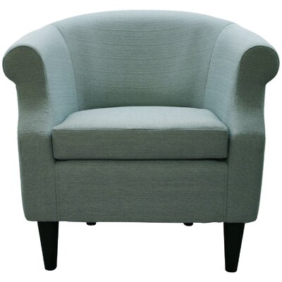Marsdeni Barrel Chair Upholstery: Depalma Spa