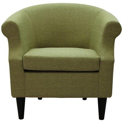 Marsdeni Barrel Chair Upholstery: Depalma Kiwi