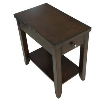 Simmons Casegoods Helen Chairside Table