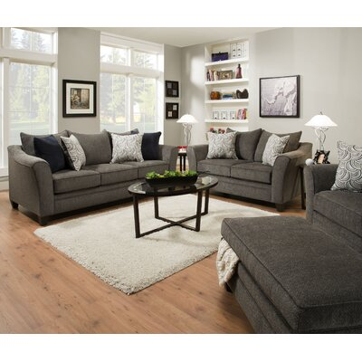 Latitude Run LATR2626 Donnie Living Room Collection by Simmons Upholstery