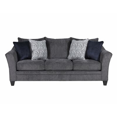 Simmons Upholstery Heath Sofa Upholstery: Albany Pewter