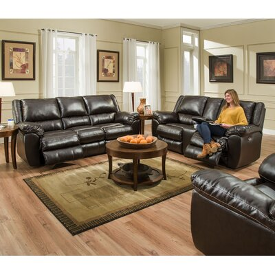 Latitude Run LATR2795 Lena Motion Living Room Collection by Simmons Upholstery