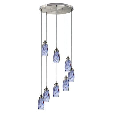 Alba 8-Light Mini Pendant