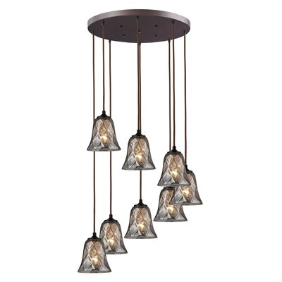 Trapani 8-Light Pendant