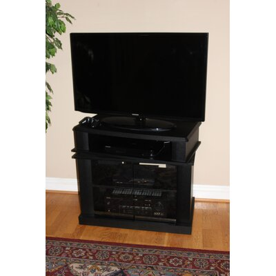 Rather 31.5 TV Stand Color: Black