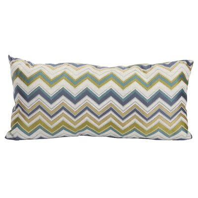 Ethel Jacquard Woven Lumbar Pillow (Set of 2)