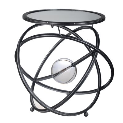 Aline Spheres End Table