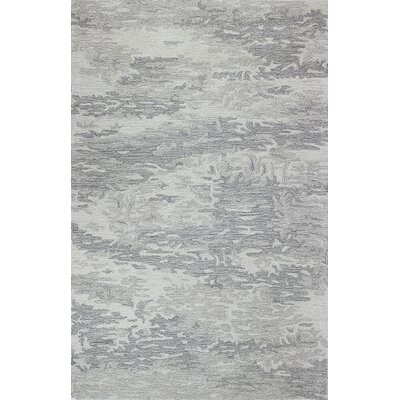 Andy Hand-Tufted Grey Area Rug