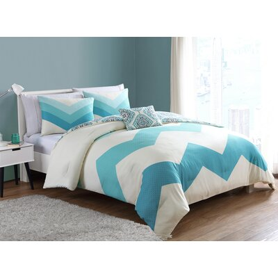 Sheree Comforter Set Size: Full/Queen