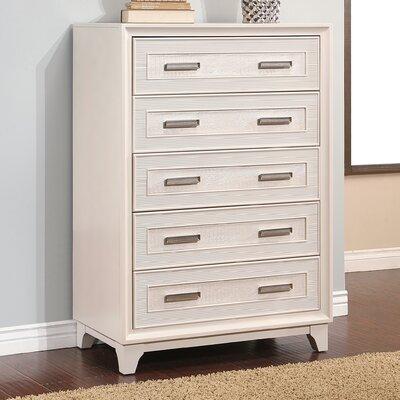 Antoinette 5 Drawer Dresser