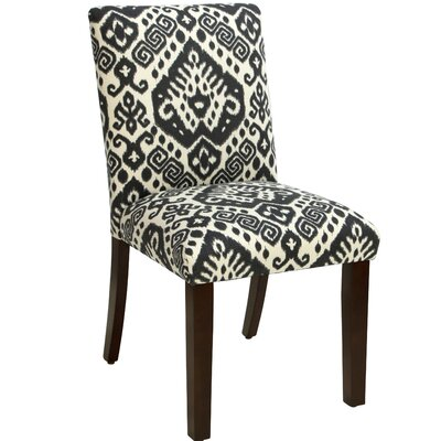 Angelita Parsons chair Upholstery Color: Safi Slate