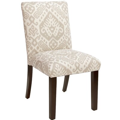 Angelita Parsons chair Upholstery Color: Safi Dove Gray