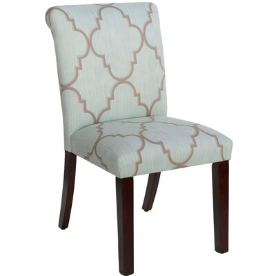 Angelita Side Chair Upholstery: Spring Breeze Mineral