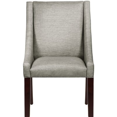 Annmarie Arm Chair Upholstery Color: Groupie Pewter