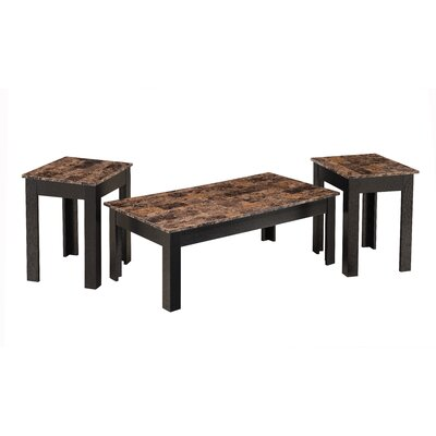 Simmons Casegoods Hopkins 3 Piece Coffee Table Set