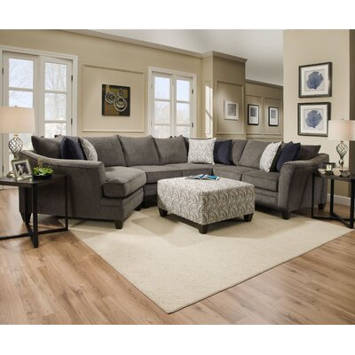 Teri Sectional by Simmons Upholstery