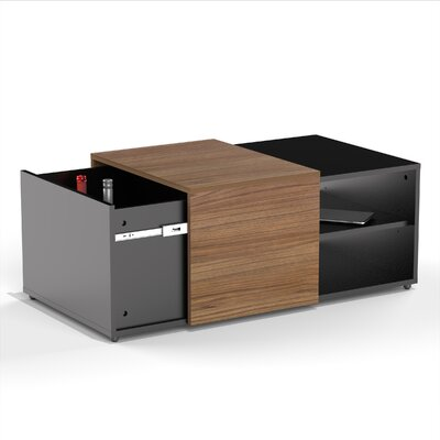 Darla Coffee Table with Storage