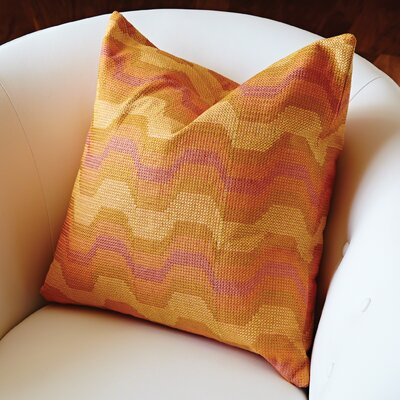 Betsy Cotton Throw Pillow
