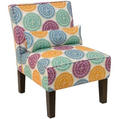 Lauri Pen Medallion Slipper Chair