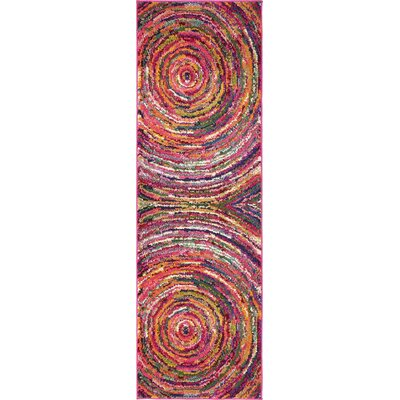 Lilly Pink Area Rug