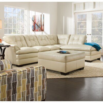 Simmons Upholstery Ellsworth Sectional