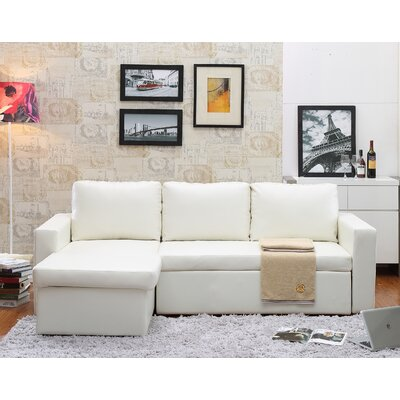 Latitude Run LTRN3357 28847094 Oliver Sleeper Sectional Upholstery
