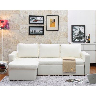 Latitude Run LTRN3357 28847094 Oliver Sleeper Sectional Upholstery