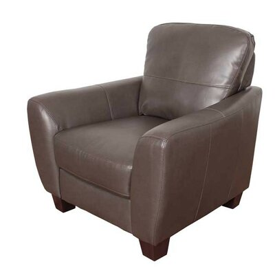 Lacy Armchair Upholstery: Brown
