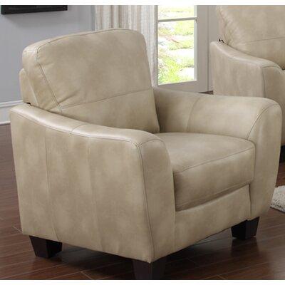 Krystal Leather Armchair