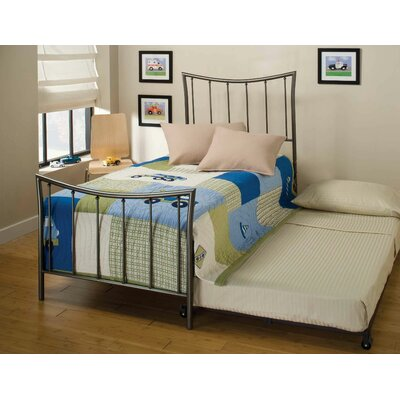 Kristopher Twin Panel Bed with Trundle