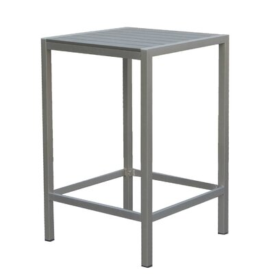 Yulganna Pub Table Finish: Gray