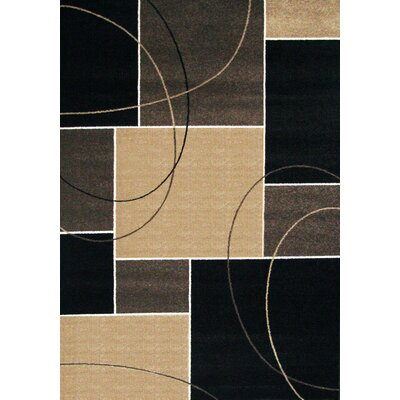 Dora Brown Indoor/Outdoor Area Rug