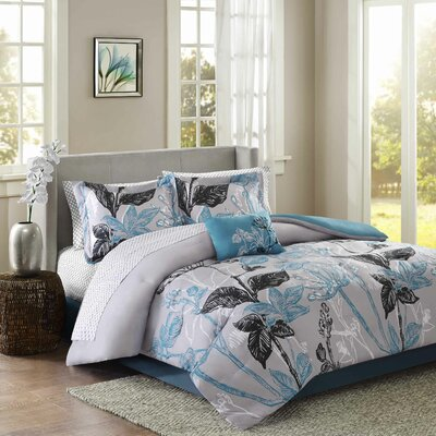 Jesse Comforter Set Size: Queen